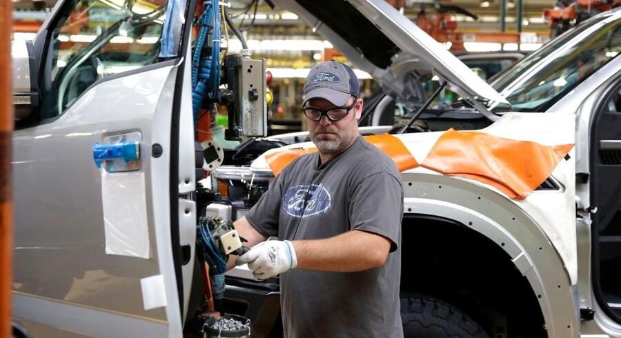 Jobrapporten er en af de vigtigste pejlemærker for amerikansk økonomi og dermed for de finansielle markeder