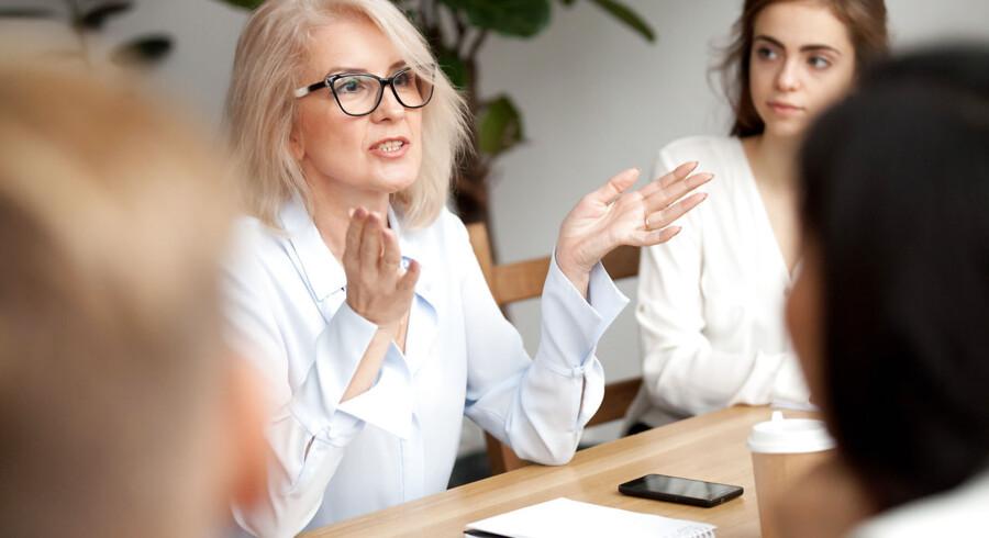 Medarbejderne, kollegerne, chefen og alle samarbejdspartnere skal være klar til at træne i nye måder at samarbejde på.