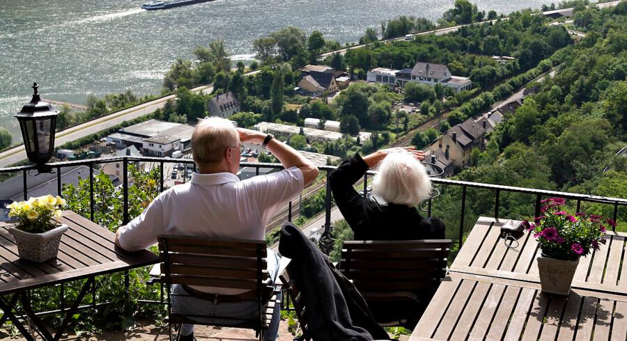 Mange pensionister har brug for nedsparingslån for at kunne leve, som de gerne vil.