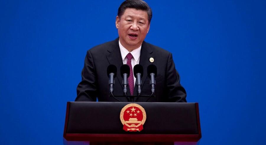 »EUs politik over for Kina har været fastfrosset i en forældet forestilling om, at Kina udelukkende var et forretningseventyr,« skriver Jonas Parello-Plesner.