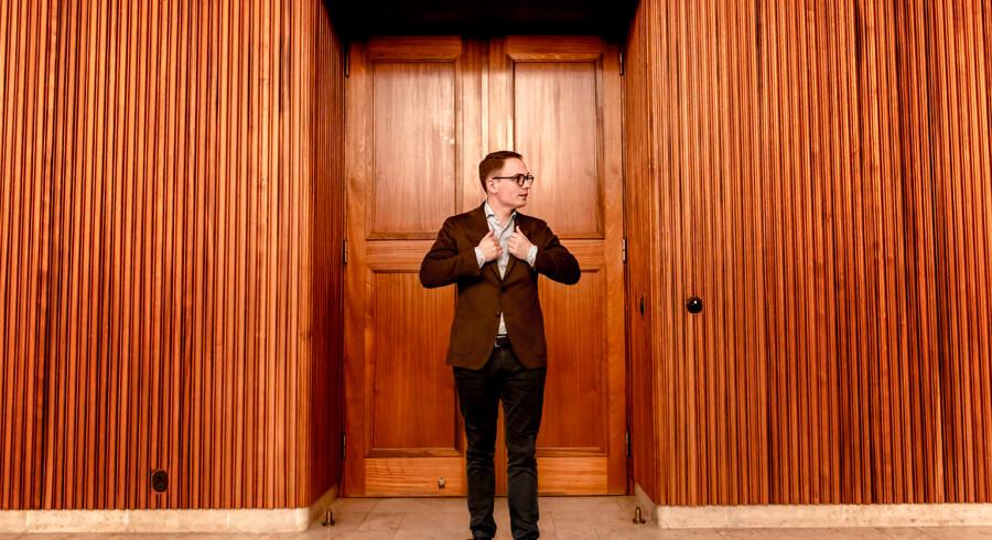 Den 31 årige Simon Aggesen (K) forventes valgt som ny borgmester på Frederiksberg, når kommunalbestyrelsen mødes mandag 18. marts 2019 for at vælge en ny borgmester.