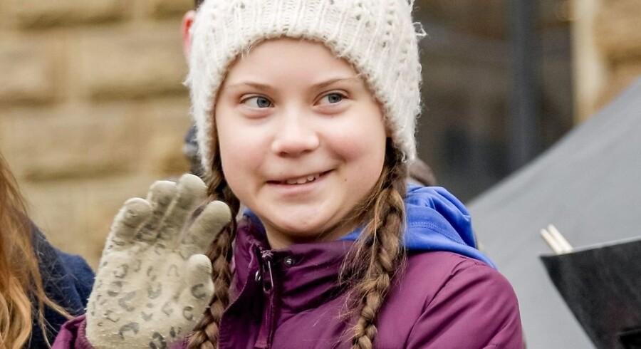 Den svenske klimaaktivist og skoleelev Greta Thunberg er indstillet til Nobelprisen.