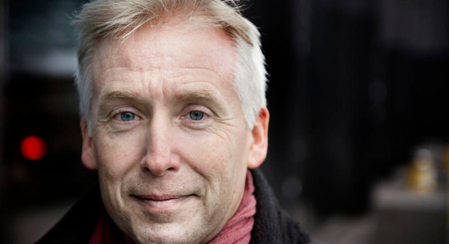 Professor Jesper Lau Hansen.