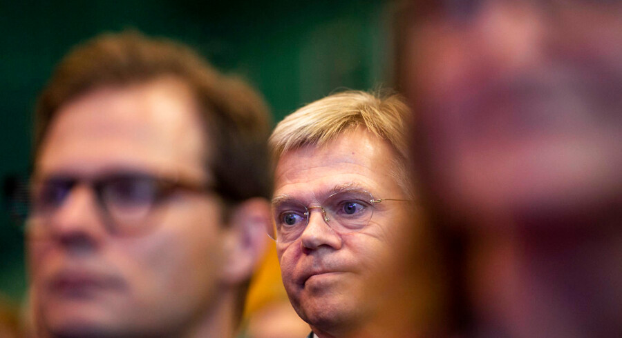 Karsten Dybvad blev ved en ekstraordinær generalforsamling i december valgt som ny bestyrelsesformand i Danske Bank. Mandag – fire måneder senere – afholder storbanken sin årlige generalforsamling, og det er endnu ikke lykkedes formanden at finde en ny topchef som erstatning for Thomas Borgen.