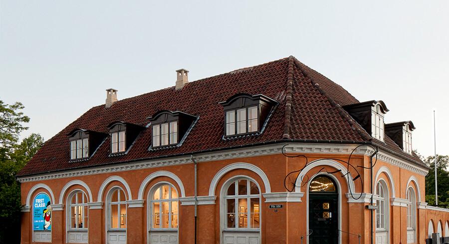 Lige ved indgangen til Frederiksberg Have ligger Storm P. Museet. Frederiksberg Have er i sig selv en udflugt værd, men man risikerer ligefrem at blive i godt humør ved også at besøge museet for den store humorist Robert Storm Petersen, der levede fra 1882 til 1949.