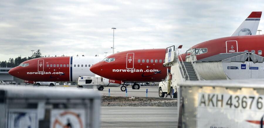 Nye norske storaktionærer skriver sig ind på listen over Norwegians største aktionærer efter flyselskabets aktieudvidelser.