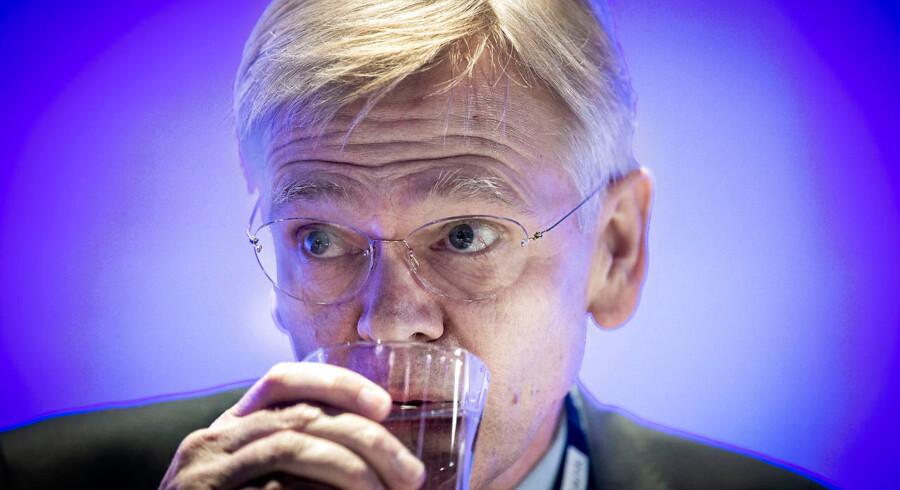 Den vigtigste opgave for Danske Bank er at genskabe tilliden til banken, fastslår bestyrelsesformand Karsten Dybvad ved bankens ordinære generalforsamling i Tivoli Congress Center mandag den 18. marts 2019.