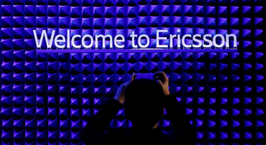 TDC-aftalen er svenske Ericssons 15. 5G-kontrakt i verden. Arkivfoto: Rafael Marchante, Ritzau Scanpix