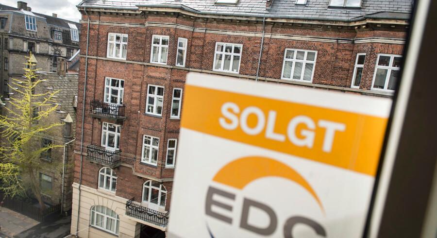 I årets første to måneder blev der solgt i alt 951 ejerlejligheder i København – et fald på 25 procent sammenlignet med samme periode i 2018.