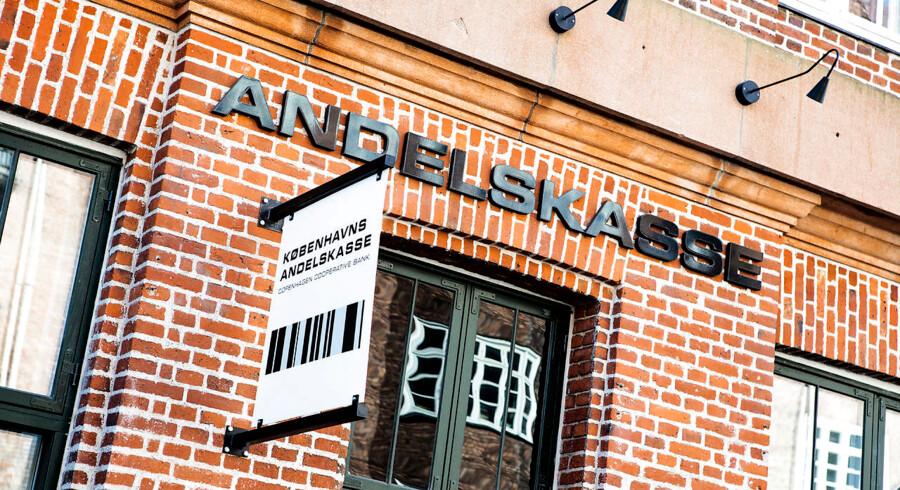 Københavns Andelskasse var en af landets mindste banker og ser så sent som sidste år ud til at have været centrum for en af landets største sager om hvidvask.