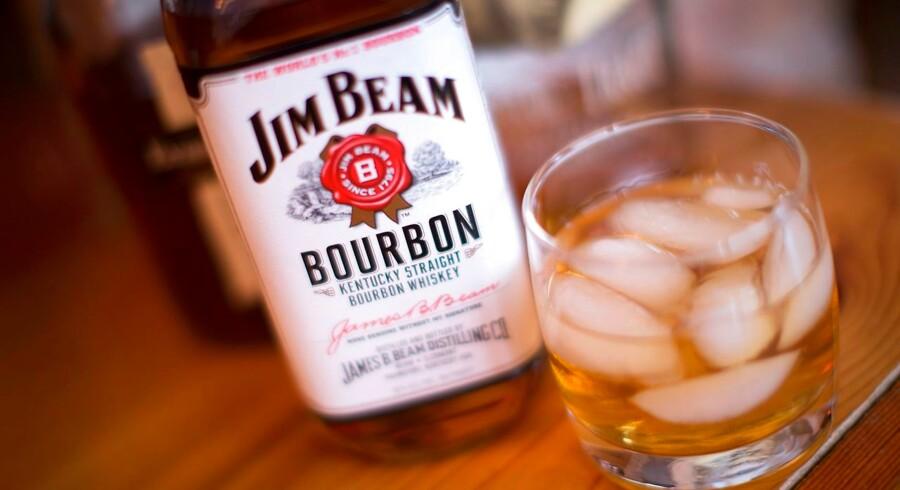 Hævede toldafgifter på whisky fra USA giver den amerikanske whiskyeksport et enormt tilbageslag.