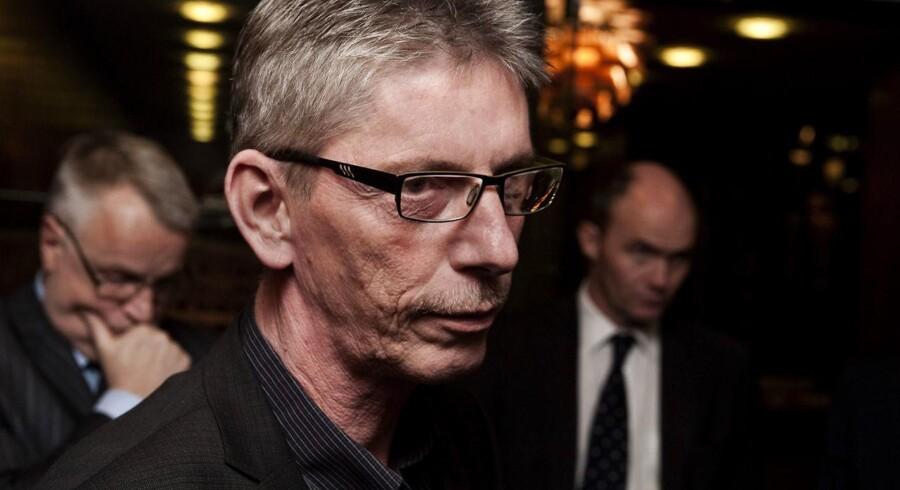 Jan Villadsen, formand for Transportgruppen i 3F, vil ikke vise regnskaberne bag en række fonde, Falck betaler til. Hverken til offentligheden eller sine medlemmer.