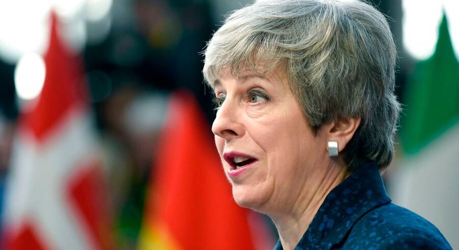 »Det, man besluttede sig for, var derfor faktisk ret genialt,« skriver Marlene Wind om den aftale, som EUs ledere tilbød Theresa May torsdag ved EU-topmødet.