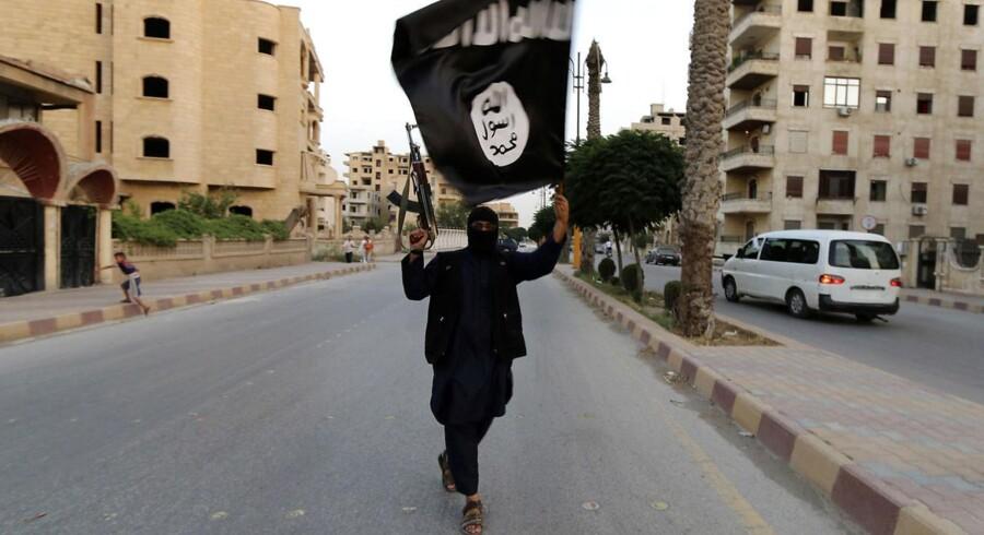 Fredag har Det Hvide Hus ifølge nyhedsbureaet AP meldt ud, at Islamisk Stat ikke længere har kontrol over territorium i Syrien. Gruppens kontrol er »100 procent elimineret,« lyder det. Arkivfoto.