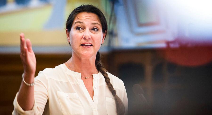 Jane Heitmann, sundhedsordfører for Venstre. Arkivfoto.