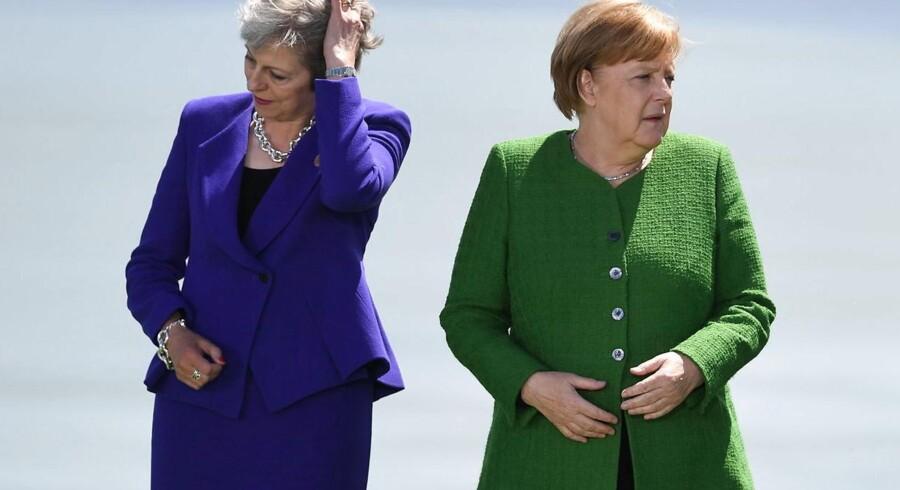 Brexit har været med til at puste nyt liv i »Englandshass« i Tyskland, skriver Hans Hauge.