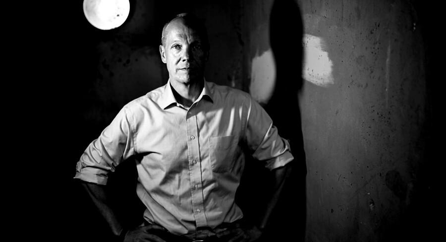 Thomas Lund-Sørensen er chef for Center for Cybersikkerhed under Forsvarets Efterretningstjeneste.