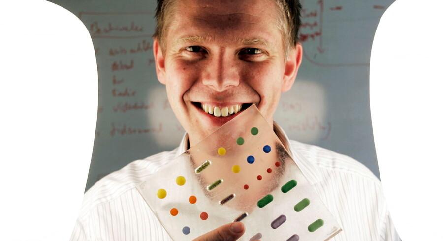 Bag medicinalfirmaet DrugStars står iværksætteren og tidligere medicinforsker Claus Møldrup. DrugStars kan nu se frem til en investering på 18 mio. kr. fra blandt andre danske byFounders.