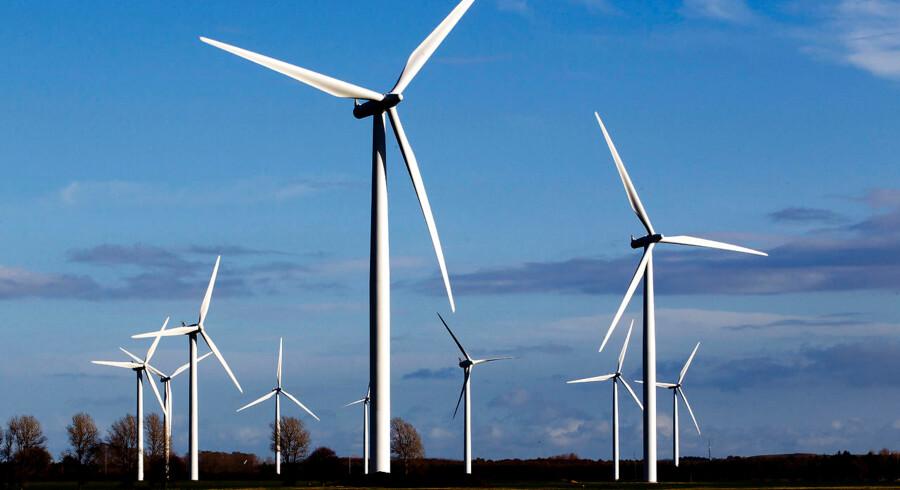 Ved hjælp af kunstig intelligens kan virksomheder være med til at udvikle mere effektiv vindenergi og samtidig forudsige klimaforandringer.