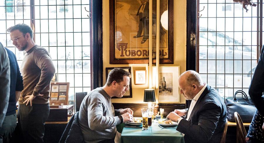 Slotskælderen hos Gitte Kik er en af landets fineste repræsentanter for klassisk smørrebrød.