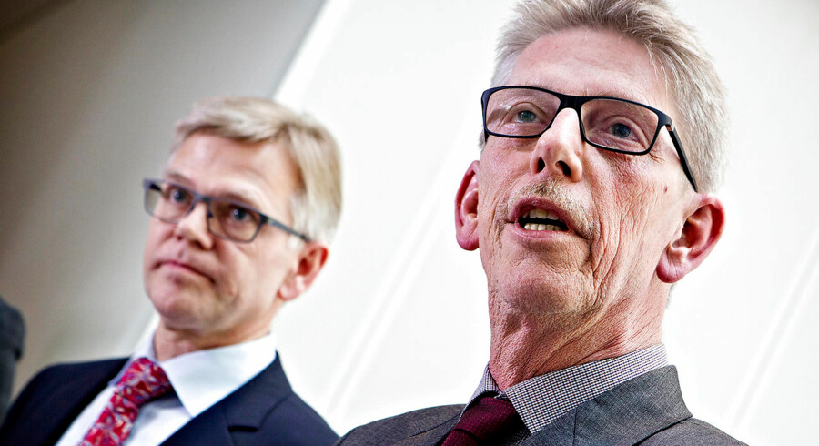 Jan Villadsen har siden 2007 haft den magtfulde post som formand for Transportgruppen hos 3F. Til efteråret skal han vælges på ny, og det kan meget vel ende med et kampvalg. Arkivfoto: Nils Meilvang/Ritzau Scanpix
