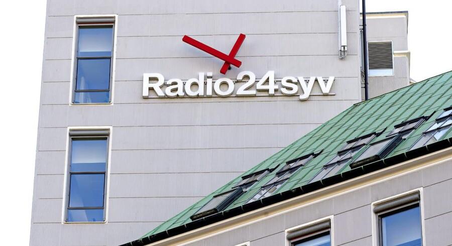 »De danske skatteborgere finansierer to taleradioer. De ligger begge i København. I DF mener vi, at det ville være mere rimeligt, hvis den ene af dem lå i Vestdanmark,« mener Morten Marinus.