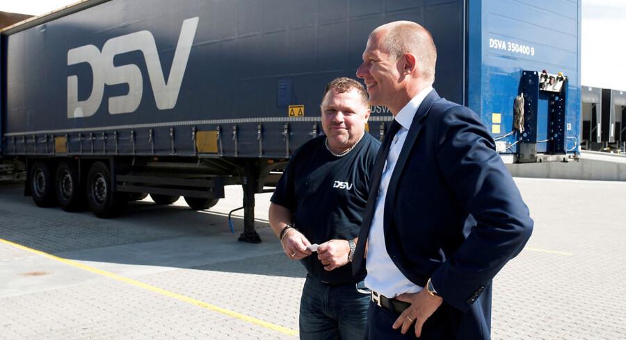 DSV kan se frem til at blive en af verdens største transportselskaber, efter at virksomheden har opkøbt deres rival i Schweiz, Palpina. Med opkøbet følger en sammenlægning af de to selskaber, oplyser DSV i en pressemeddelelse til fondsbørsen.