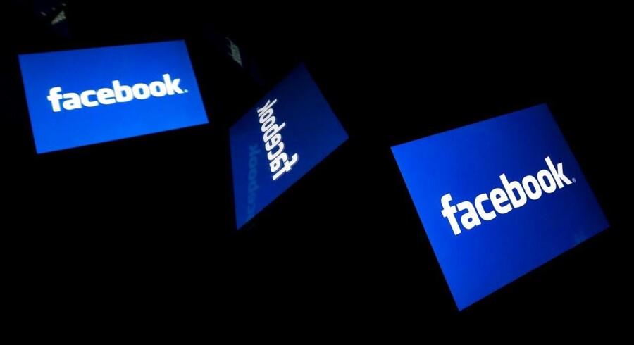 Facebooks indsamling af data fra andre netsteder, der f.eks. har en »Synes om«-knap, skal stoppes, fastslog en domstol for et år siden. Nu starter ankesagen. Arkivfoto: Lionel Bonaventure, AFP/Ritzau Scanpix