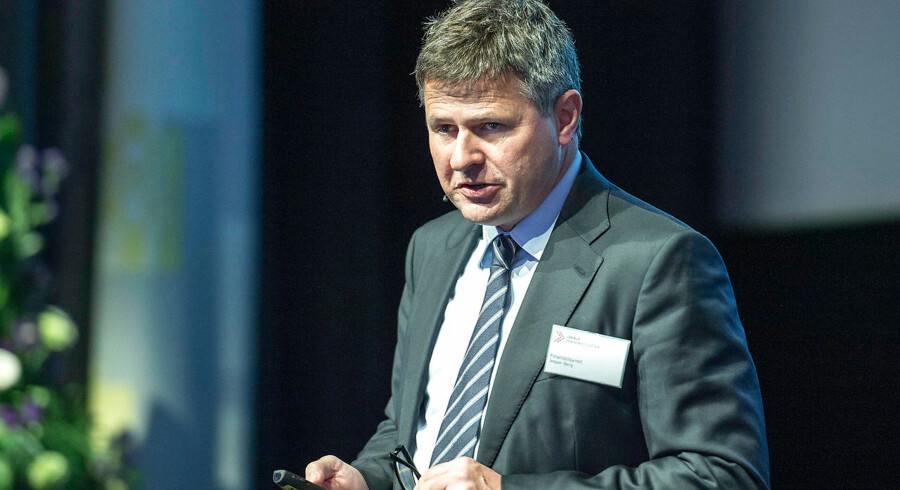 Jesper Berg, der har været chef for Finanstilsynet siden 2015, fylder 60 år den 6. april.