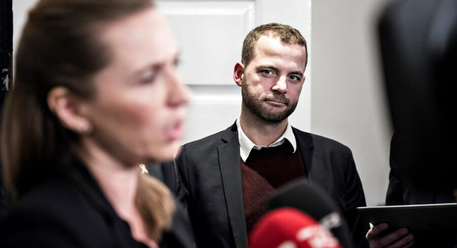 I dagens Berlingske stiller Morten Østergaard endnu et krav til Mette Frederiksen. Hun skal tage et opgør med centrale dele i det såkaldte paradigmeskiftet.