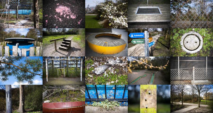 Remiseparken, der ligger midt i boligområdet Urbanplanen på Amager, får et markant løft over de næste par år.