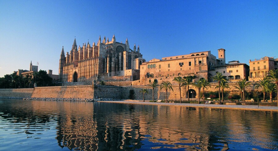 Den gotiske katedral Le Seu byder på store oplevelser året rundt.