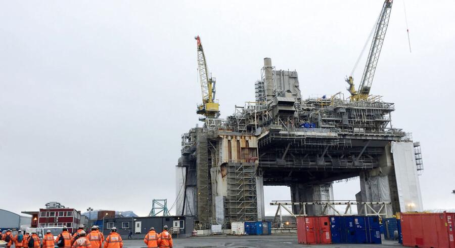 Norge har i lang tid været kendt som foregangsland i Skandinavien, når det kommer til olie- og gasproduktion. Men nu vil oppositionspartiet begrænse udvindingen af olie i de arktiske regioner.