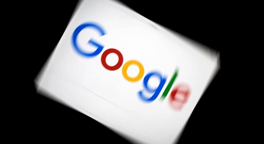 Et nystiftet etisk rådgivningsråd om kunstig intelligens nåede aldrig at mødes, før Google nu har opløst det oven på offentlig ballade. Arkivfoto: Lionel Bonaventure, AFP/Ritzau Scanpix