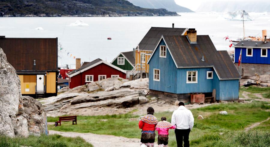 Grønlands største problem omkring selvstændighed er at finde kompetent arbejdskraft nok til at holde et selvstændigt Grønland kørende, mener Lars Juul