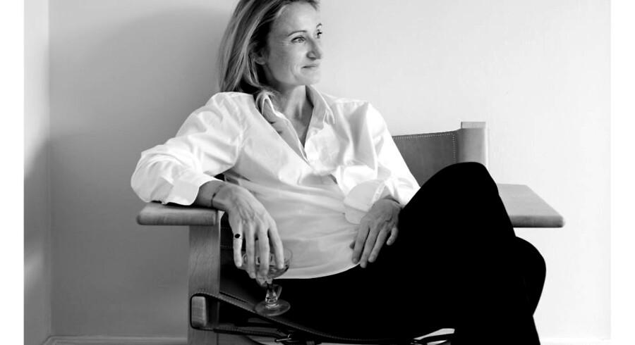 Sarah Müllertz er uddannet arkitekt og havde det job, de fleste arkitekter drømmer om. Men hun kunne ikke slippe sin drøm om at blive selvstændig smykkedesigner.