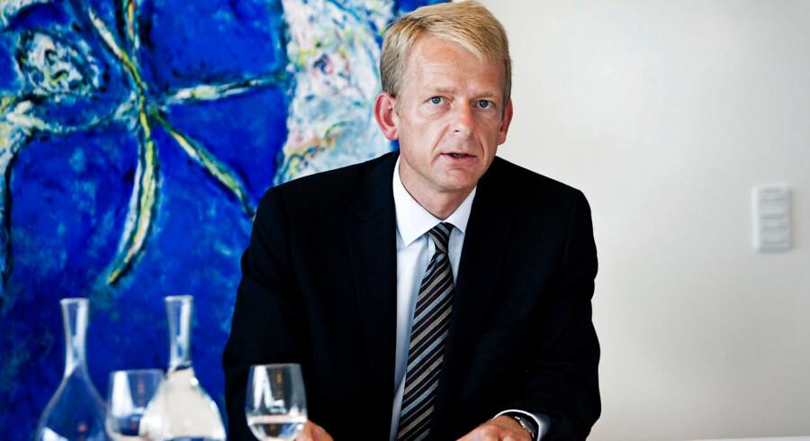 Den tidligere ATP-boss, Bjarne Graven Larsen, er valgt som ny formand for det familieejede investeringsselskab Kirk Kapitals bestyrelse.