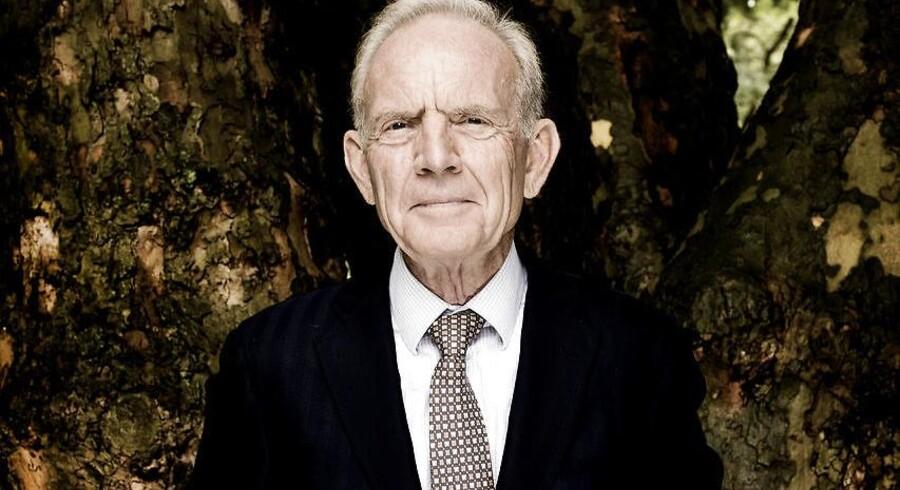 Mads Øvlisen er mere end nogen anden personificeringen af det nye Novo Nordisk. Topchef i en årrække og formand frem til 2006