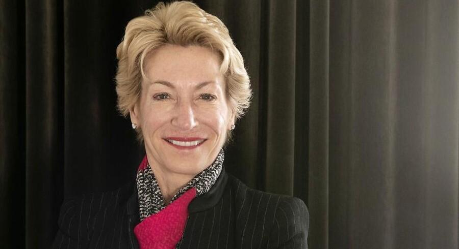 »Kvinder i topstillinger ved godt, hvad de skal forlange i løn,« konstaterer Trina Gordon, CEO i Boyden, der har næsten 30 års erfaring fra branchen.