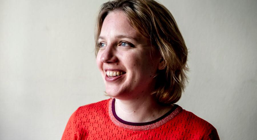Rina Ronja Kari, Folkebevægelsens mod EUs spidskandidat til det kommende europaparlamentsvalg.