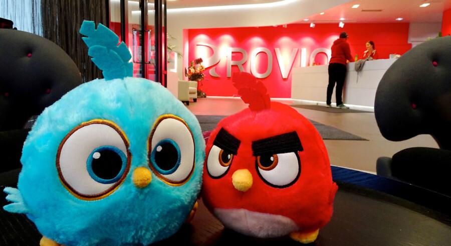 Først var Finland kendt for især mobilgiganten Nokia, indtil disse hvinende fugle – Angry Birds – overtog scenen og skabte en gigantisk eksportsucces.