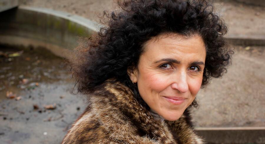 Instruktør May el-Toukhy er aktuel med filmen »Dronningen«.