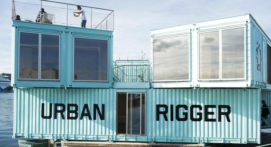 »Vi har øget mulighederne for at bruge containerboliger som midlertidige ungdomsboliger, og vi har søsat et nyt Hovedstadsudspil, hvor vi blandt andet ser på barriererne for, at efterspørgslen efter studieboliger bliver mødt.« Foto: Ólafur Steinar Gestsson/Ritzau Scanpix.