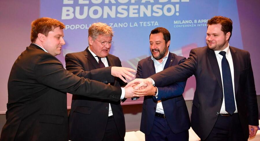 En ny alliance af højrepartier vil danne fælles front mod EU. Men de kan ende med at styrke det europæiske demokrati.