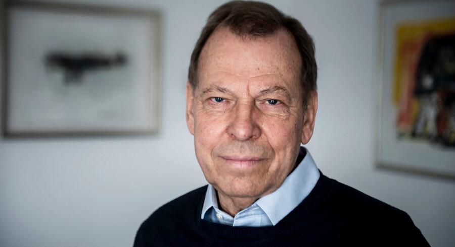 Læge Mogens Tangø er en af de flyvelæger, som den nu fyrede styrelseslæge har forsøgt at lukke.