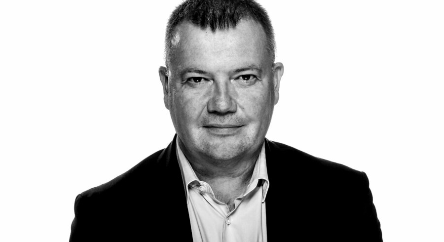 Tom Jensen, chefredaktør på Berlingske.