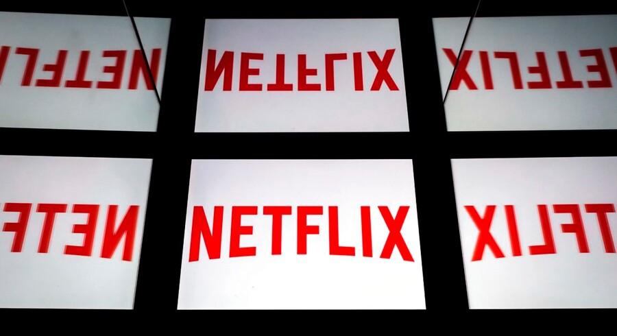 Netflix kommer med regnskab, efter markedet lukker tirsdag. Foto: Lionel Bonaventure/AFP/Ritza Scanpix