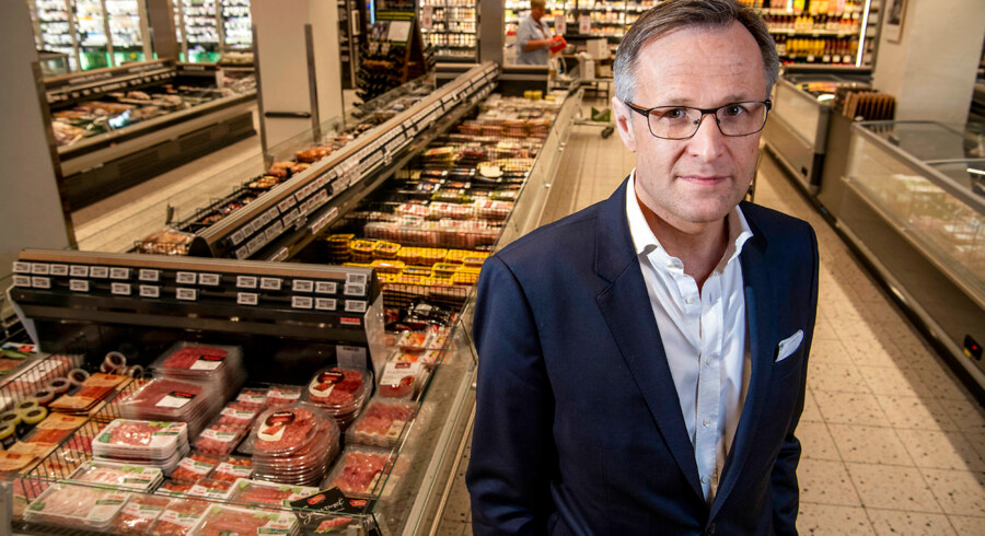 Tomas Pietrangeli er ny koncernchef for Dagrofa. Han afløste i august Per Thau.