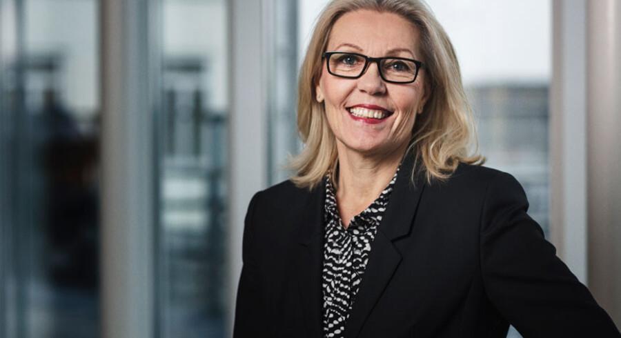 Vibeke Skytte er direktør i Lederne.