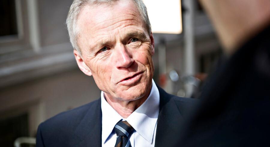 Tidligere direktør i DONG Anders Eldrup blev fyret i åbenhed, men det gjorde ikke fyringen rigtig.